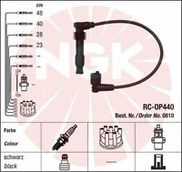 NGK IGNITION LEADS CABLES OPEL VAUXHALL ASTRA G CALIBRA A OMEGA VECTRA B 1.8 2.0