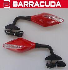 BARRACUDA SPECCHIETTI RACE INDICATOR ROSSI PER HONDA CBR 1000 RR 08 09 10 11 12