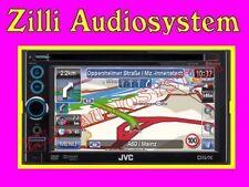 Navigateur DOUBLE DIN JVC KW-NT30 Moniteur écran tactile Wide VG USB GAR ITALIE
