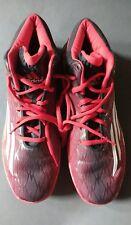 adidas men's Crazy Light Boost basketball shoes sneakers Scarlet sz 16 Men's