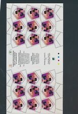XC28413 Indonesia 50th anniversary of cooperatives sheet MNH