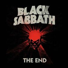 Black Sabbath-The End OZZY Sticker or Magnet