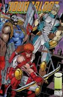 Youngblood #0 Rob Liefeld Variant (1992) Image Comics