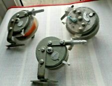 VINTAGE FISHING  HERE ARE 3 GRICE &YOUNG,  ORLANDO CENTREPIN REELS,