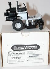 "1/16 SCALE DIXIE CHOPPER DIECAST LAWN MOWER SERIES 1-72"" Kohler ENG. Made in USA"