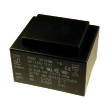 Hahn Print Trafo 230V Printtrafo 4,5VA 2x 9V Netztrafo Transformator 098323