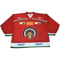 Frolunda Indians Official Souvenir Jersey - Cool piece for Ottawa Senators fans!