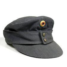 Early Post-War West German Field Cap M43 Mountain Troops Bergmutze Hat Visor