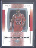 2003-04 Upper Deck Sweet Shot MJ Sweetness #143 Michael Jordan No 28 of 799