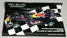 Voitures Formule 1 miniatures rouge avec support 1:43