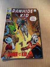 Rawhide Kid 78 .  Marvel  1970  -   FN +