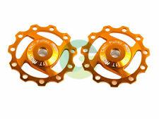 One Pair Bike Jockey Wheel Rear Derailleur Pulley For Shimano & Sram XX, XO, X9