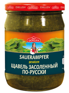 Smak Sauerampfer gesalzen 480 g Русская кухня