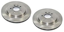 Rear Brake Disc 1 Pair 06-07 Cadillac CTS 05-11 Cadillac STS