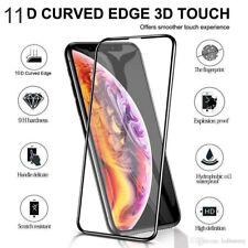 11D Complet Housse Véritable Verre Trempé Écran Protecteur Apple IPHONE 11 - Pro