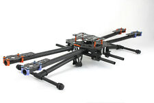 Tarot Folding CARBON QUAD Copter frame Kit Iron man 650 Carbon landing skids