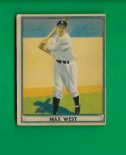 1941 Play Ball Max West Boston Bees #2  ⭐️💥🎯 G St