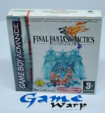 Final Fantasy Tactics - GBA - ITA - NUOVO