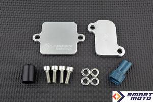 AIS Valve Removal kit with Block Off plates Yamaha MT-09 XSR 900 FJ-09 Tracer