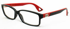 New DG Clear Lens Square Frame Eye Glasses Designer Womens Mens Fashion Retro RX