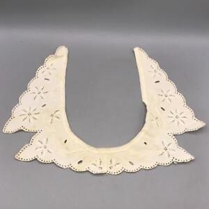 Vintage Womens Frock Dickie Collar