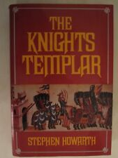 The Knights Templar by Stephen Howarth (1991, Hardcover, 321 pages)