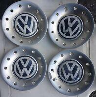 1x GENUINE VW CENTRE CAPS FOR  ALLOY WHEEL (L # 201) 1J0 601 149 G