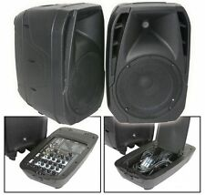 QTX Active DJ & PA Equipment Packages