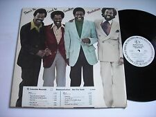 PROMO Manhattans There's No Good in Goodbye 1978 Stereo LP VG++