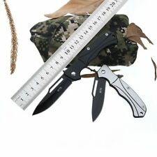 W76 Knife Mini Portable Edc Stainless Fold Camping Tactical Folding Pocket cut f