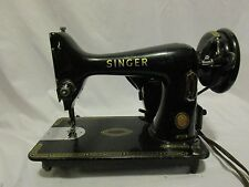 Beautiful Singer 99K Portable Sewing Machine- Serial # EJ799901
