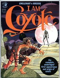I Am Coyote   Englehart and Rogers    1984