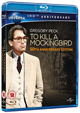 TO KILL A MOCKINGBIRD - DIGIBOOK 2015 - BLU-RAY - REGION B UK