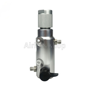 15G455 Fluid Filter Manifold 287167 Filter Cap Fit For Airless Paint Sprayer 395