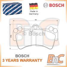 BOSCH FRONT DISC BRAKE PAD SET PORSCHE VW AUDI OEM 0986424739 4L0698151B