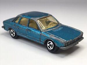 Vintage Majorette France VW Volkswagen K70 In Blue Loose