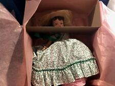 Madame Alexander Doll Scarlett 1300 New in Original Box MINT with tag