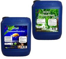 (2.78€/L)MIBO Wasseraufbereiter + Pflanzendünger 5000ml Sparset Aquarium Pflege
