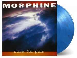 NEW Morphine – Cure for Pain Ltd Edition of 3500 Blue Marbled Vinyl