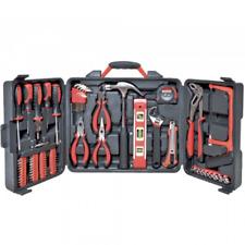 Set 76 pezzi Utensili da lavoro kit valigetta cassetta completa porta Attrezzi