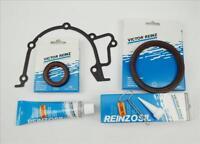 Dichtung Ölpumpe + Wellendichtringe + REINZOSIL Opel C20LET C20XE 2,0 16V Turbo
