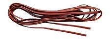 3M / 10' 22Awg Orange Red Brown JR / Spektrum / Hitec Style Servo Wire RC Produc