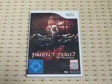 Project Zero 2 für Nintendo Wii und Wii U *OVP*