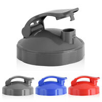 Odourless Seal Flip Top Lid Replacement for 600W 900W Blender Juicer Bottle CO