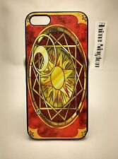USA Seller Apple iPhone  5 / 5s / SE Anime Phone case cardcaptor sakura Clow