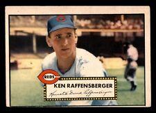 KEN RAFFENSBERGER 52 TOPPS 1952 NO 118 VGEX+  20237