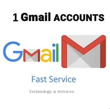 1 USA and more Gmail Google Accounts  For Only 0.67