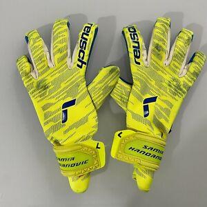 Handanovic Inter guanti autografati 2020 2021 match worn gloves no shirt SIGNED