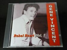 CD GENE VINCENT - REBEL HEART VOL.2 - TTB ETAT