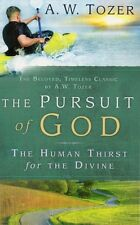 The Pursuit Of God - A. W. Tozer, Paperback Book, New